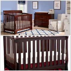 Awesome Delta Crib and Changing Table