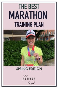 """""""Train away for your next marathon with the best marathon training plan there is. Access the training plan for spring marathon now. #marathontrainingplan #marathontrainingplanforbeginners #marathontraining #trainingforahalfmarathon #therunnerbeans """" London Marathon Training Plan, Marathon Training Diet, Marathon Plan, Chicago Marathon, First Marathon, Marathon Running, Marathon Motivation, Training Motivation, Running Humor"""