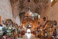 Aleppo - old souq