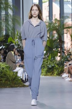 Lacoste Fashion Show Ready to Wear Collection Spring Summer 2017 in New York