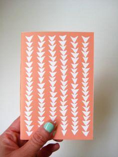Arrows - beautiful simple colour palette