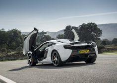 2015 McLaren 650S Open Door View 600x426 2015 McLaren 650S Review