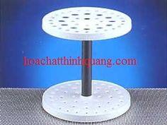 Giá đựng pipet thẳng đứng Vật liệu: được làm từ nhựa HDPE Xuất xứ: Trung Quốc