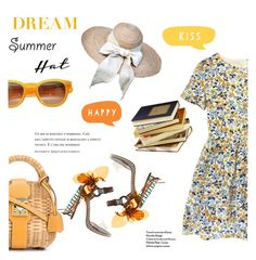 """""""Orange Summer"""" by tugce ❤ liked on Polyvore featuring Mark Cross, Missoni, L'Inde, Jack Wills, Summer, love, sun, orange and summerhat"""