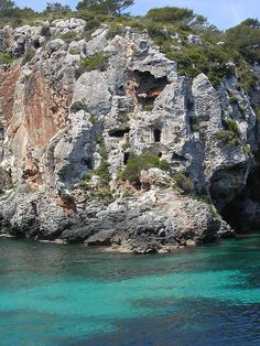 Cales Coves of Minorca