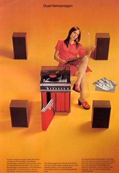 Vinyl Dual, 1973.