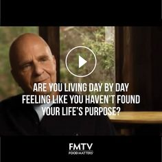 Dr .Wayne Dyer's film 'The Shift' might be just what you need to watch to enlighten you and help you find meaning to your life!