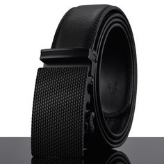 New Design  Luxury Leather Belt for Men