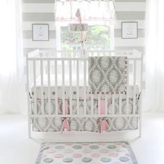 Shop for My Baby Sam Olivia Rose 3-piece Crib Bedding Set. Get free delivery at Overstock.com - Your Online Baby Bedding Shop! Get 5% in rewards with Club O!