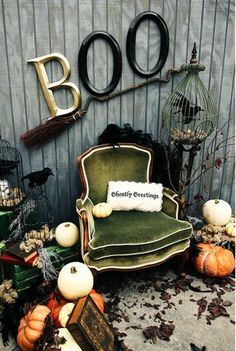 Boo-Room of the Day