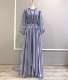 Modest Fashion, Hijab Fashion, Fashion Dresses, Muslim Girls, Muslim Women, Evening Dresses, Prom Dresses, Wedding Dresses, Hijab Dress