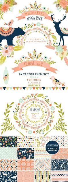 칼라스러운 Flourish Floral pattern 도안 모음 : 네이버 블로그