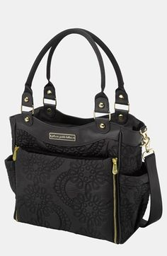 If there's ever the need for another diaper bag, I will not skimp on this again. Petunia Pickle Bottom 'City Carryall' Diaper Bag available at #Nordstrom