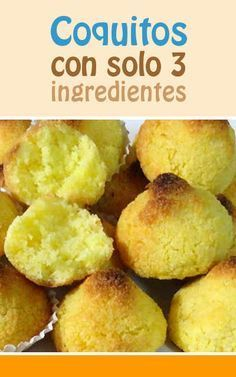 Posts in the Galletas Category at Los Mejores Postres, Page 2 Cookie Recipes, Snack Recipes, Snacks, Pan Dulce, Sin Gluten, Kitchen Recipes, Cooking Time, Finger Foods, Sweet Recipes
