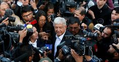 Leftist Wins Mexico Presidency in Landslide With Mandate to Reshape Nation Recent Events, Global News, News Articles, Mexico City, News Today, Current Events, Ny Times, Celebrity News, Victorious
