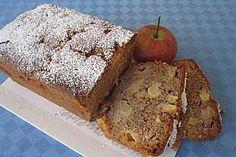Apfel - Zimt - Nuss - Kuchen
