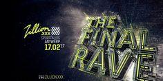 Zillion xxx – The Final Rave – 17 feb. 2016