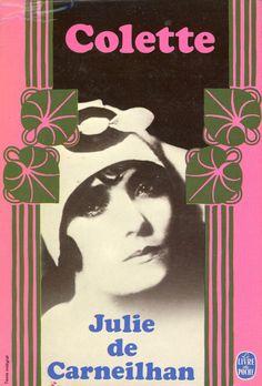 Julie de Carneilhan, published by Le Livre de Poche, Paris, 1970. Design: Atelier Pierre Faucheux. Photograph: Roger-Viollet (agency)