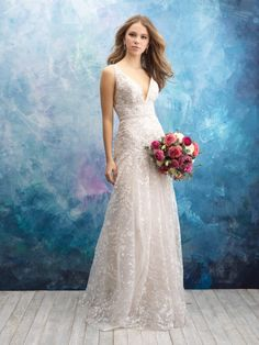 76022a24103d Allure Bridals 9572 Dress - MadameBridal.com Cheap Wedding Dress, Wedding  Dress Sizes,