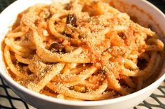 Pasta Milanese for St. Joseph's Day. Thanks Joe Cali!