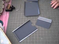 TFW! This is the other video where we are working on the inside flaps of the folio. Following are links to the SWMB boutique on Facebook and all the design t...
