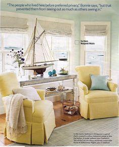 Nice calm master bedroom.