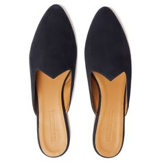 Le Monde Beryl's Midnight Blue Suede Venetian Mules are handcrafted in Italy. Each pair is made with the finest materials and a memory foam leather insole. Calf Leather, Suede Leather, Pumps, Heels, Blue Suede, Midnight Blue, Venetian, Calves, Christian Louboutin