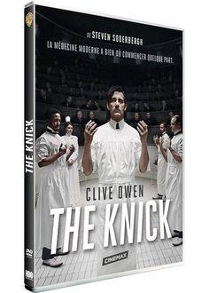 Nouveau concours: THE KNICK 5 coffrets DVD Intégrale Saison 1 à gagner