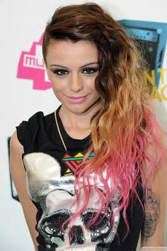 #hair #hairstyle #hairstyles Are you not in love with this hairstyle? Yessss would you like to visit my site then? #haircolour #haircolor #hairdye #hairdo #haircut #braid #straighthair #longhair #style #straight #curly #blonde #hairideas #braidideas #perfectcurls #hairfashion #coolhair Punk Curly Coiffure