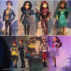 Descendants 2 doll Ahhhh!!! They're here officially