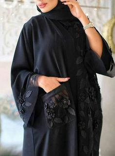 Iranian Women Fashion, Arab Fashion, Islamic Fashion, Muslim Fashion, Modern Abaya, Modern Hijab Fashion, Hijab Fashion Inspiration, Hijab Style Dress, Hijab Chic