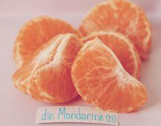 die Mandarine - mandarin