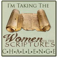 The 'Women in the Scriptures' challenge: as you study the scriptures (Bible/Book of Mormon/Pearl of Great Price) mark or make a note of all the references to named/unnamed women and what impresses you about them. Lds Church, Church Ideas, Lds Scriptures, Relief Society Activities, Scripture Study, Scripture Journal, Visiting Teaching, Book Of Mormon, Journaling