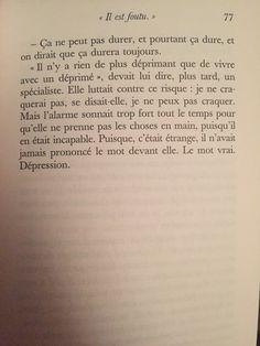 Il n y a rien de plus déprimant que de vivre avec un déprimé. Labro. Tomber sept fois, se relever huit.