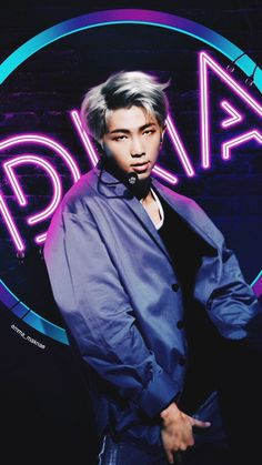 It's Rap Monster (Namjoon) Bts Rap Monster, K Pop, Jimin, Bts Bangtan Boy, Foto Bts, Mixtape, Taehyung, Rapper, Bts Wallpapers