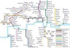London Underground 1930s London in 2018