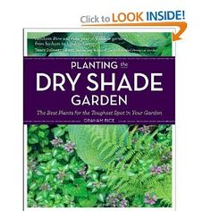 Planting in the Dry Shade by Graham Rice.  I only wish Graham had written it ten years sooner - I could have used his advice at our last home! $24.95 from Amazon.com