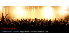 You can now also buy concert tickets for country music events that will feature the maestros of the genre like Jason Aldean, Brad Paisley, Adele and Taylor Swift. Classical music concerts will also be taking place world over and cheap concerts tickets are available for ardent fans. http://www.ticketsmate.com/concerts-tickets