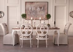 Olivia Dining Chair | Arm & Host Chairs