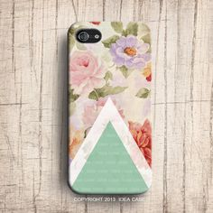 Hey, I found this really awesome Etsy listing at https://www.etsy.com/listing/160446040/iphone-5-case-vintage-floral-teal-mint