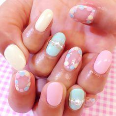 NAILS by YUKA #nail #nails #nail design #nail art