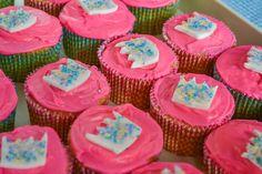 Glenda The Good Witch Cupcakes #WizardOfOz