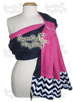 Linen - SweetPea Ring Slings™