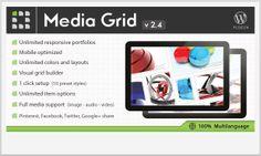 Media Grid Plugin