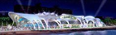 Aquário em Fortaleza será o terceiro maior do mundo