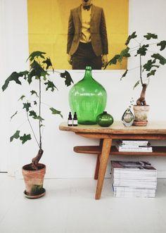 Botanisk styling x Beckmann 2013 Styling: Gitte Christensen
