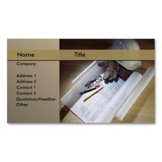 Construction slogans business cards business cards pinterest construction architect business card colourmoves Images