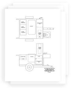 BuildAHotDogCart.com | How to build a hot dog cart