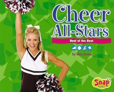 Cheer All-Stars: Best of the Best (Cheerleading) Cheer Coaches, Cheer Mom, Cheer Stuff, Cheerleading Chants, Cheers And Chants, Sweet Girls, All Star, Back To School, Coaching