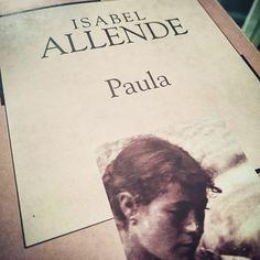 Mi sono sempre chiesto se la #letteratura sia una terapia o una psicopatologia. Con #Paula, #IsabelAllende scrive un libro che è, insieme, una terapia e una psicopatologia, un esorcismo e una consolazione.